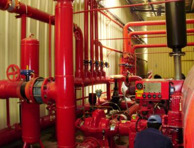 Contraincendios y Extintores